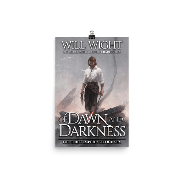 OF DAWN AND DARKNESS 12x18 Poster