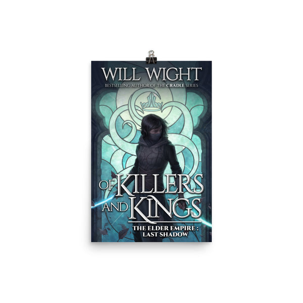 OF KILLERS AND KINGS 12x18 Poster