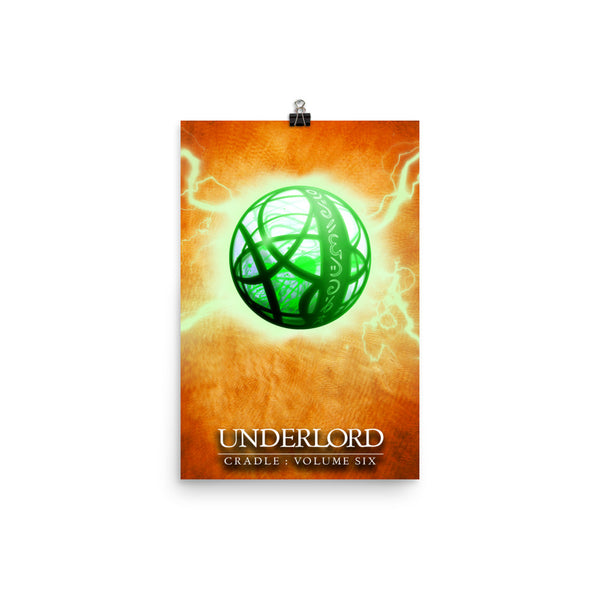 "UNDERLORD Poster V2 - 12""x18"""