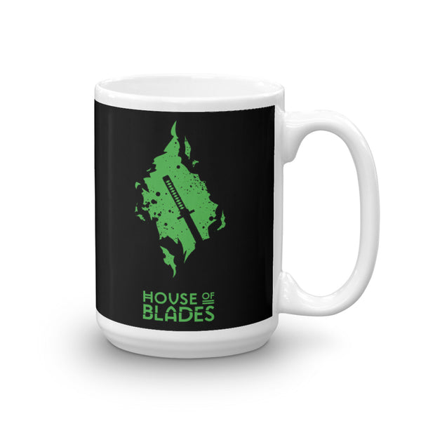 HOUSE OF BLADES 15oz Mug