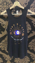 Load and play video in Gallery viewer, Spiritual Gangster XS Cosmos Studio Tank - Vintage Black