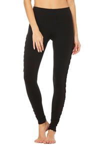 Alo Yoga Interlace Legging - Black