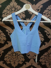 Load image into Gallery viewer, Alo Yoga SMALL Real Bra Tank - Marina