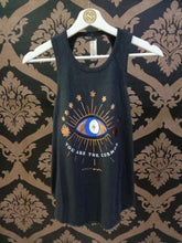 Load image into Gallery viewer, Spiritual Gangster XS Cosmos Studio Tank - Vintage Black