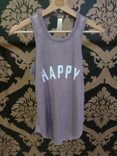 Load image into Gallery viewer, Spiritual Gangster XS Happy Studio Tank - Deep Mauve