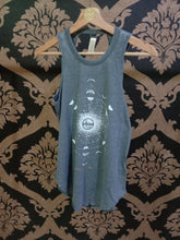 Load image into Gallery viewer, Spiritual Gangster XS Moon Studio Tank - Slate