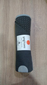 Manduka Yogitoes® Yoga Mat Towel - Grey