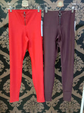 Load image into Gallery viewer, Alo Yoga XS High-Waist Fast Legging - Cherry Cola