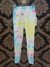 Load image into Gallery viewer, Spiritual Gangster XS/S Love Sculpt Legging - Sunburst Tie Dye