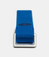 Load image into Gallery viewer, Manduka UNFOLD 2.0 Yoga Strap - Truth Blue