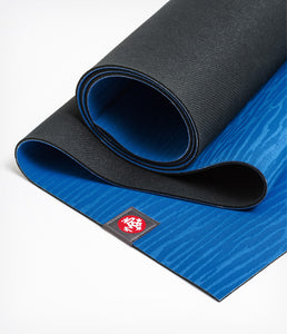 Manduka  Eko® Lite Yoga Mat 4mm - Truth Blue