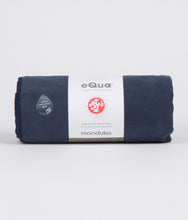 Load image into Gallery viewer, Manduka Equa® Yoga Towel - Midnight