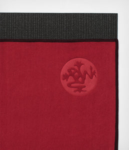 Manduka Equa® Yoga Towel - Passion