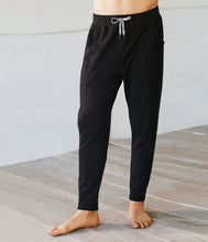 Load image into Gallery viewer, Manduka Men's Intentional Pant - Black