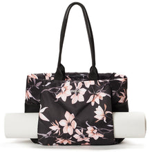 Load image into Gallery viewer, Vooray Aria Tote - Black Cherry Blossom
