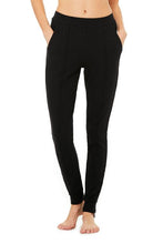 Load image into Gallery viewer, Alo Yoga XS Propel Sweatpant - Black