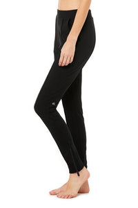 Alo Yoga XS Propel Sweatpant - Black