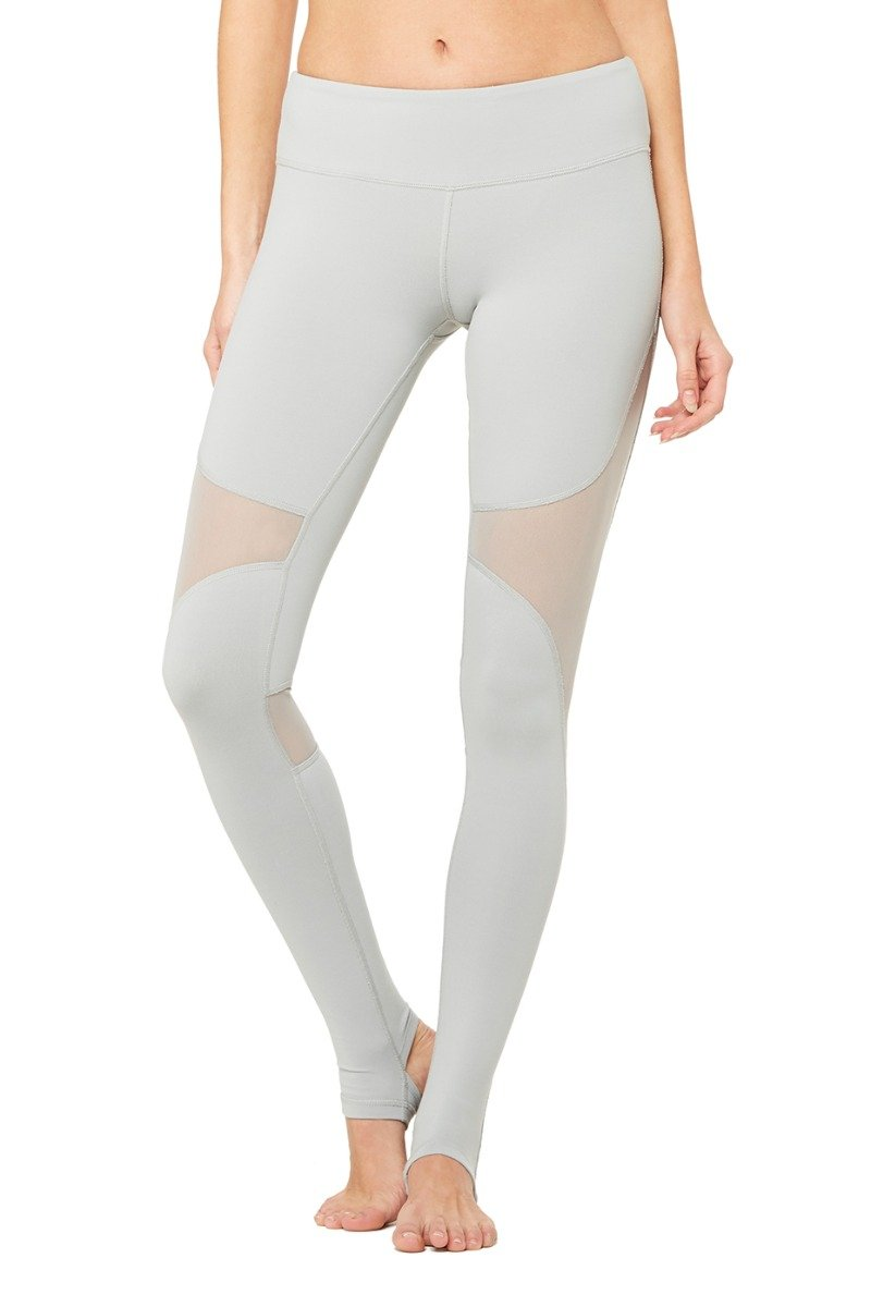 Alo Yoga Coast Legging - Alloy