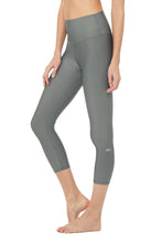 Load image into Gallery viewer, Alo Yoga High-Waist Airlift Legging - Concrete