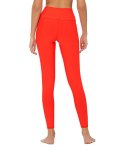 Alo Yoga High-Waist Airlift Legging - Cherry Pop