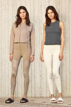 Alo Yoga XXS High-Waist Moto Legging - Gravel Glossy