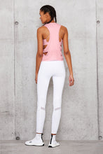 Load image into Gallery viewer, Alo Yoga SMALL High-Waist Moto Legging - White Glossy