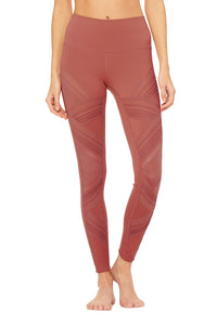 Alo Yoga Ultimate High-Waist Legging - Earth