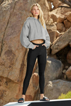 Load image into Gallery viewer, Alo Yoga XS High-Waist 4 Pocket Utility Legging - Black