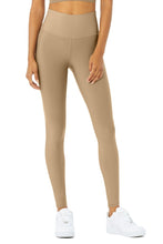 Load image into Gallery viewer, Alo Yoga SMALL High-Waist Airlift Legging - Gravel