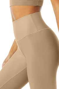 Alo Yoga SMALL High-Waist Airlift Legging - Gravel