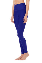 Load image into Gallery viewer, Alo Yoga High-Waist Airlift Legging - Sapphire