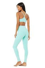 Load image into Gallery viewer, Alo Yoga XS Alosoft Lounge Legging - Blue Quartz Heather