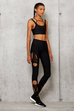 Load image into Gallery viewer, Alo Yoga XS High-Waist Arch Legging - Black