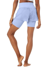 Alo Yoga XS High-Waist Circuit Short - Marina