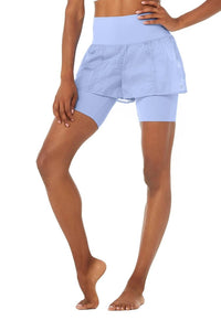 Alo Yoga SMALL High-Waist Circuit Short - Marina