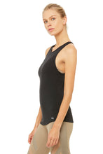 Load image into Gallery viewer, Alo Yoga Join Tank - Black