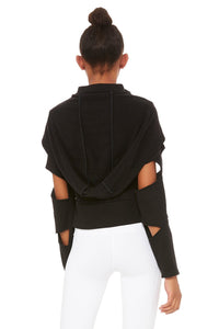 Alo Yoga Mix Jacket - Black
