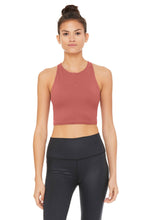 Load image into Gallery viewer, Alo Yoga XS Movement Bra - Rosewood
