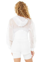 Load image into Gallery viewer, Alo Yoga XS Nebula Jacket - White