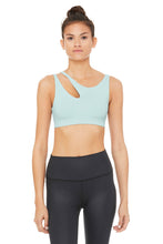 Load image into Gallery viewer, Alo Yoga XS Peak Bra - Cloud