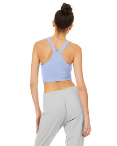 Alo Yoga SMALL Real Bra Tank - Marina