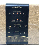 Load image into Gallery viewer, BOGO50 Soulcielite Cork Yoga Blocks, 2 pcs