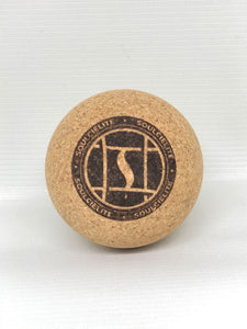 Soulcielite Cork Therapy Massage Ball - 100 mm