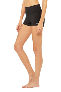Alo Yoga XS Aura Short - Black