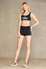Load image into Gallery viewer, Alo Yoga XXS Aura Short - Black