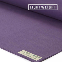 Load image into Gallery viewer, Jade Travel Yoga Mat - Purple
