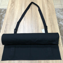 Load image into Gallery viewer, Jade Yoga Parkia Mat Carrier - Black