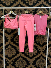 Load image into Gallery viewer, Alo Yoga XS 7/8 High-Waist Airbrush Legging - Macaron Pink