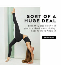 Load image into Gallery viewer, Alo Yoga XS High-Waist Cargo Legging - Black