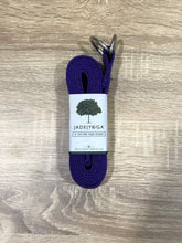 Load image into Gallery viewer, Jade Yoga Strap 8 Feet - Purple